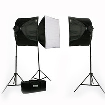 Kit Estudio Fotografico Profesional Digital 4500 Watts Vbf