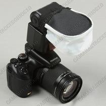 Difusor Soft Box Para Flash De Camara Canon Nikon Sony