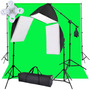 Kit Chroma Key Para Foto Y Video
