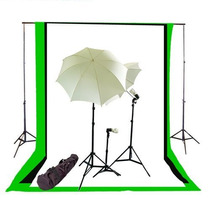 Kit Iluminacion Completo Para Estudio Fotografico Foto Omm
