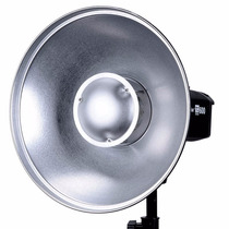 Beauty Dish Godox Plata