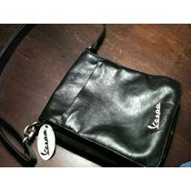 Messenger Bag, Mariconera, Vespa, Piel Excelente Producto!!!