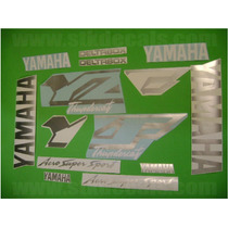 Kit Stickers Calcomanias Para Moto Yamaha Yzf600 Thundercat