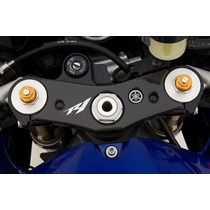 Yamaha R1 Yoke Triple Tree Carbono Telescopio Motomaniaco