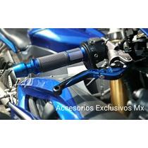 Palancas Manijas Levers Retractiles Abatibles Motocicleta