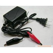 Mini Cargador De Baterias 12v Portatil Para Moto Auto Lancha