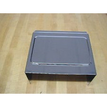 Tapa Lateral Cromada Batería Dyna 97-2005 Wide Glide Low Rid