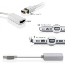 Mini Displayport A Hdmi Escritorio Extendido De Mac A Tv Lcd