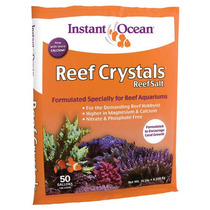 Sal Marina Reef Cristal 50 Galones.189lt. 6.3kg. Pp