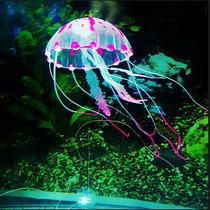 Medusas Pa Acuario Fluorescentes Y Movibles Eone Shopforyou