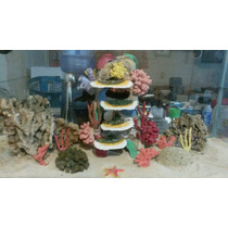 Torre De Arrecife Artificial Atoxico , 40x25x20