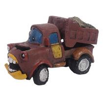 Camión Con Caja En Runas Chico.