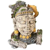 Adorno Para Acuario Elementos De Diseño De Piedra Jungle Re