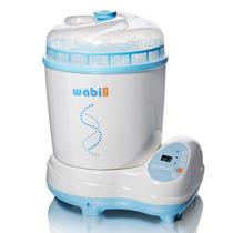 Esterilizador De Biberones Wabi Bebé Eléctrico De Vapor De B
