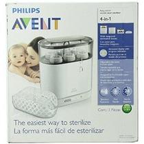 Philips Avent 4-en-1 Eléctrico Esterilizador De Vapor