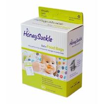 Bolsas Honeysuckle Para Almacenar Leche Materna 50 Bolsitas
