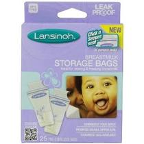 Lansinoh La Leche Materna De Almacenamiento Bolsas Cajas 25-