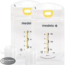 Medela Pump & Save Leche Materna Bolsas - 50 Pack (juego De