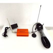 Antena Amplificador Tecel 3g Isacell Unefon Casa Y Oficina
