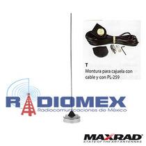 Kit De Antena Con Conector Cable Y Uña Kit121