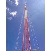Tramo De Torre Tz35g Galvanizada Por Inmersion En Caliente