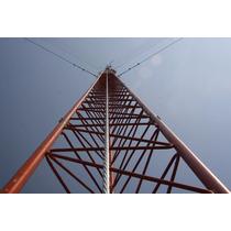 Tramo De Torre Arriostrada Stz45 Galvanizado Zonas Secas