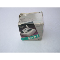 Joystick Mach 1 Para Ibm Apple Control De Vuelo Vintage 1988