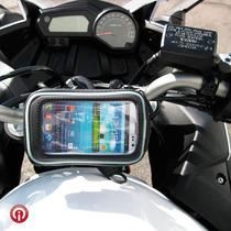 Arkon Sm032 Soporte Smartphone Funda Contra Agua En Manubrio