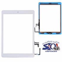 Digitalizador Touch Screen Pantalla Ipad 5 Air Boton Home