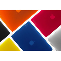 Macbook: Carcasa +mica+palmguard+tapones+protector Teclado