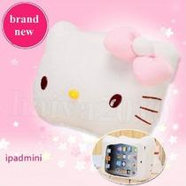 Hello Kitty Linda Y Unica Funda Peluche Para Ipad Mini 1/2/3