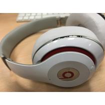 Audífonos Beats Studio 2.0 Blancos Control Ios Y Android
