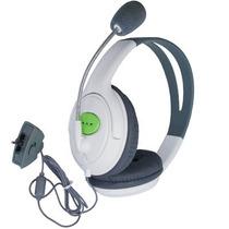 Audifono Xbox 360 Control Volumen Xbox Live Microfono