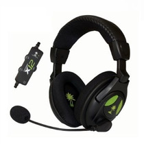 Audifonos Turtle Beach Ear Force X12 Xbox 360 - Envio Gratis