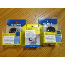Kit De Lente Tele Y Angular Sony 30mm C/ Adap. Para Camara W