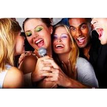 Karaoke Dj Set 2014 Sonido Profesional En Disco Duro Usb