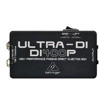 Caja Directa Behringer Ultra Di400p