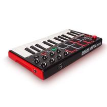 Drum Pad Midi Akai Mpk Mini Mkii 25-key Usb Ultra-portátil Y