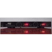 Bose Ak-339 Receptor Inalámbrico Vhfdual Canal C/ Microfono