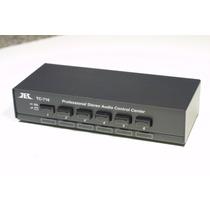 Tcc Tc-716 Switch Divisor Audio 5 Entradas X 1 Salida Maa