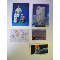 Estampas Culturales 1980 Coleccionables Bimbo Marinela