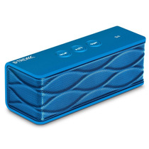 Tm Bocinas Sentey® Bluetooth Stereo Speaker B-trek S4 (blue)
