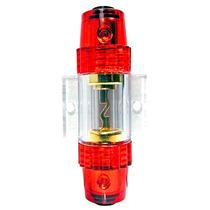 Porta Fusible Automotriz 7o Amper Rojo