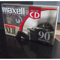 Maxell Xlii90 Audio Cassette Indivudual
