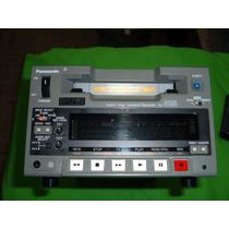 Videograbadora Panasonic Aj-d250 Dvcpro Cassette Dv