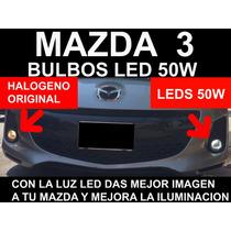 Bulbos Led H11 Y H3 El Major Color Blanco Y Maximo Brillo