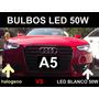 Audi A3 Accesorios Focos Led P Faros De Niebla Superbrillo