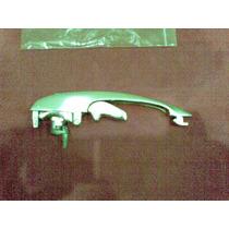 Vw Karmann Ghia Vocho Manija De Puerta Aluminio Original