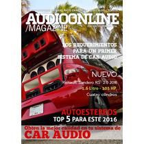 La Revista De Car Audio #1 De Mexico