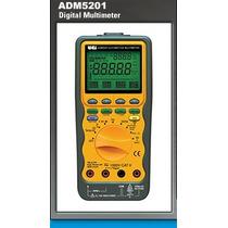 Multimetro Automotriz Adm5201 Uei T/entrega 30 Dias